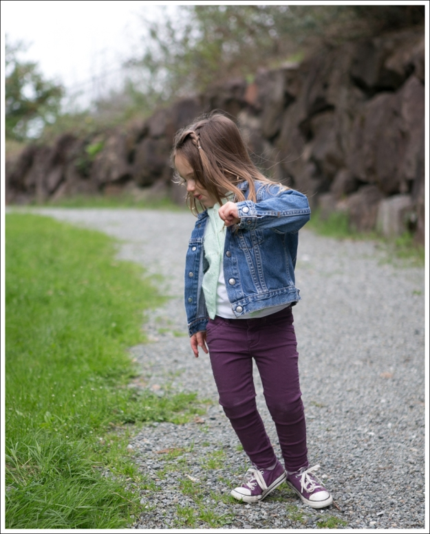 Blog Toddlers Levis Jacket Vintage Mint Cardigan Purple Toddler Hudson Jeans Converse-1
