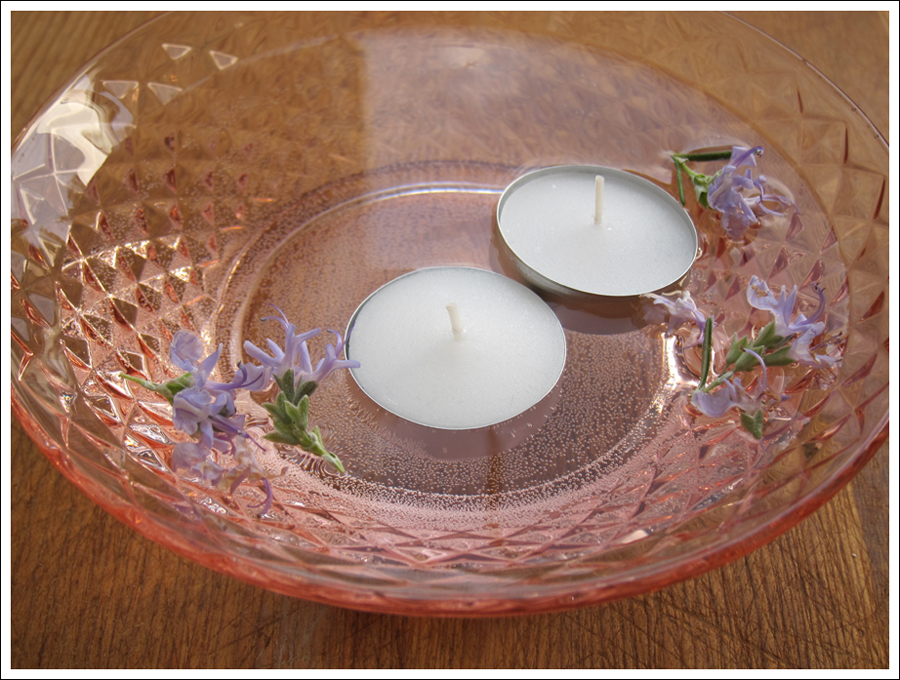 Blog DIY candles flowers centerpiece-1