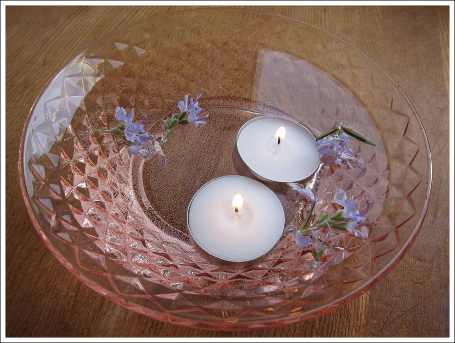 Blog DIY candles flowers centerpiece-2