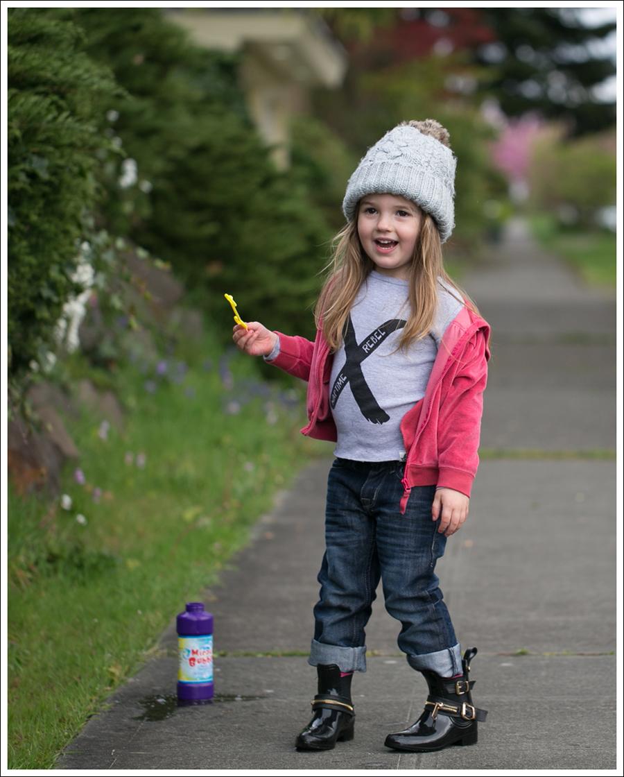 Blog HM Knit Hat Petit Bateau Velour Hoodie Ahoy Amigo Naptime Rebel Thermal Paper Denim Cloth Toddler Jeans Link Buckle Rain Booties-9
