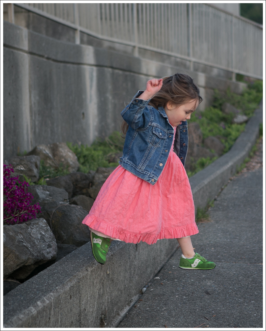 Blog Toddler Levis Jacket Plum Bunny Dress Green Saucony Sneakers-11