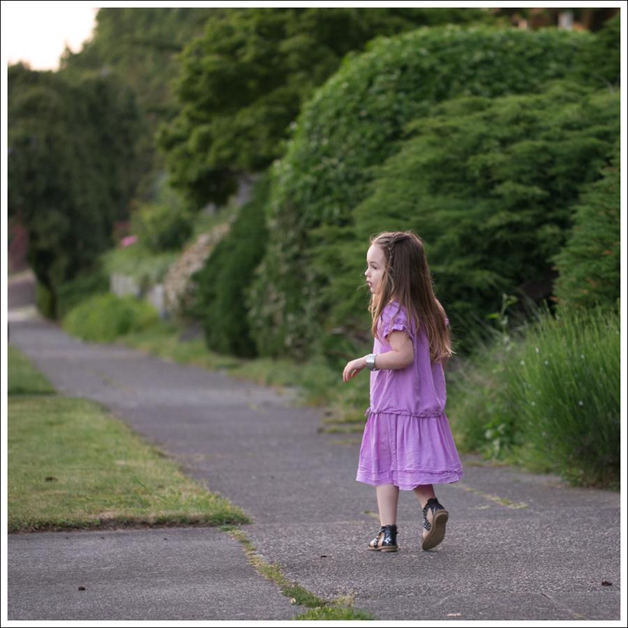 Blog CrewCuts Lavender Silk Drop Waist Dress Link Gladiator Studded Sandals-7