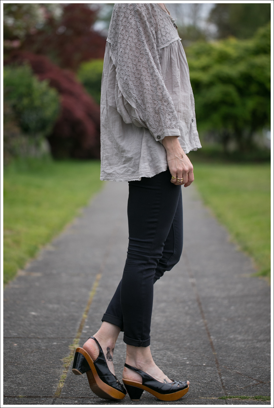 Blog Free People Two to Tango Top DL1961 Emma in Denver Mis Mooz Clog Slingbacks-2