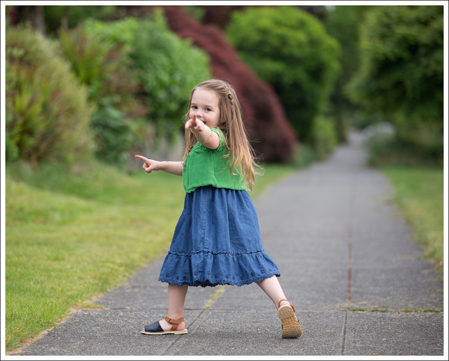 Blog GapKids Cardigan Chambray Dress Edie Mark Kids Sandals-1