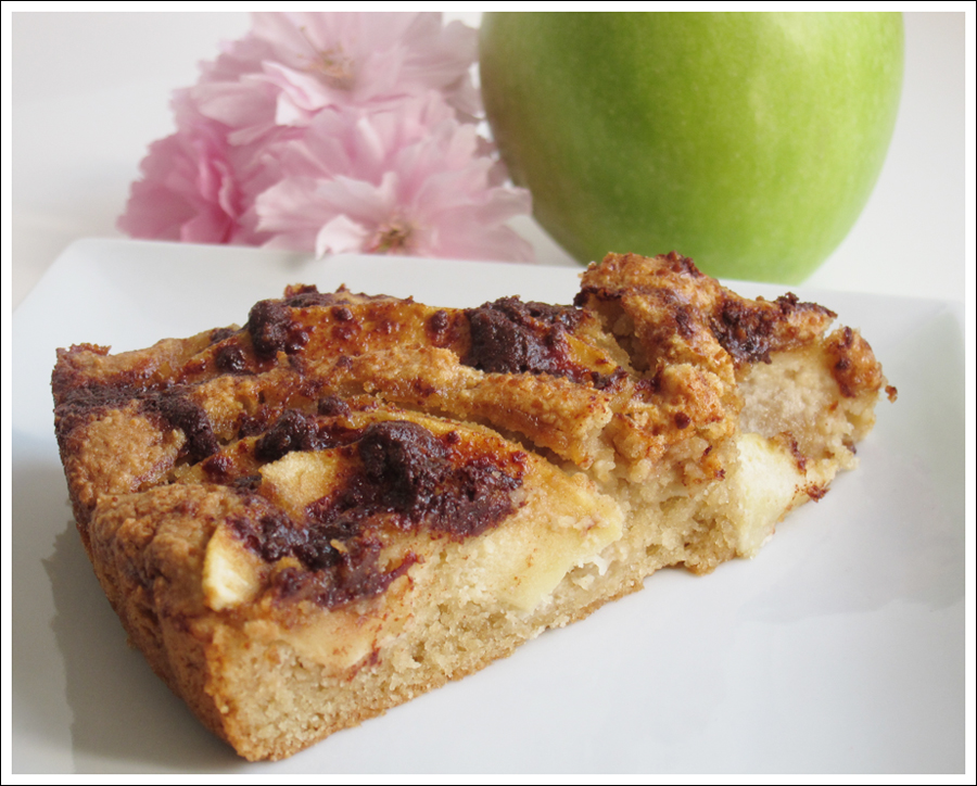 Blog paleo cinnamon apple cake-1
