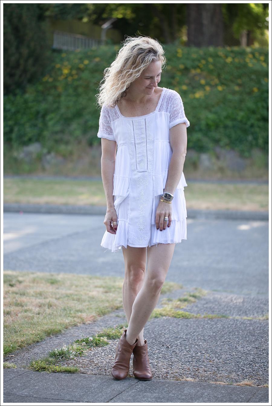 Blog Free People Sunbeam Mini Dress Sam Edelman Lisle Booties-1