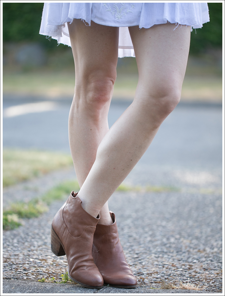 Blog Free People Sunbeam Mini Dress Sam Edelman Lisle Booties-2