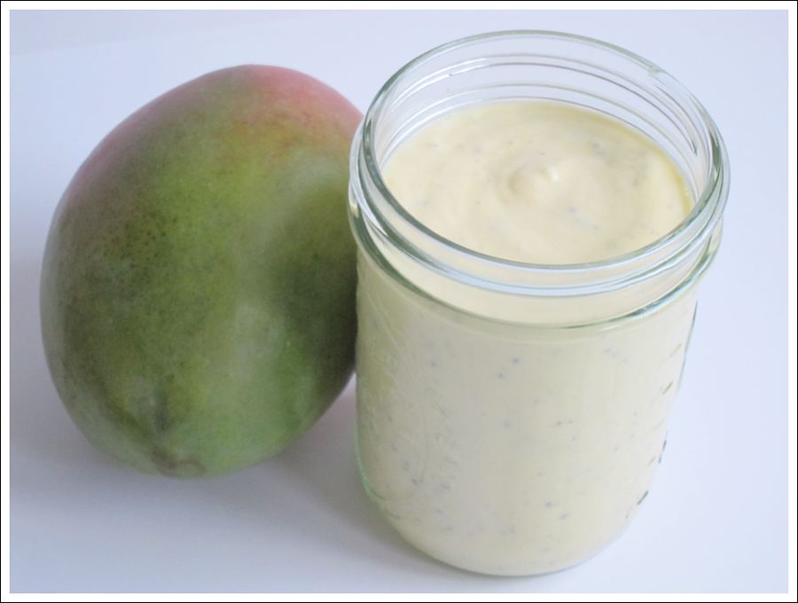 Blog mango smoothie
