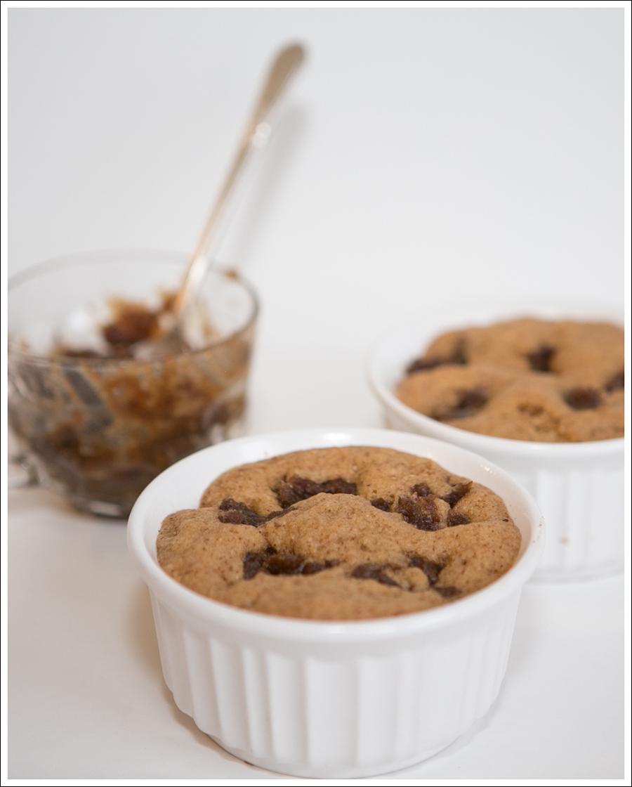 Blog Paleo Coconut Almond Mug Cake with Banana Ice Cream-6