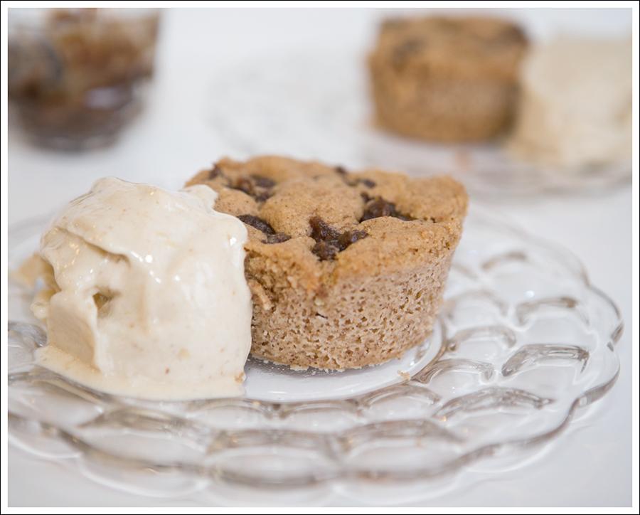 Blog Paleo Coconut Almond Mug Cake with Banana Ice Cream-