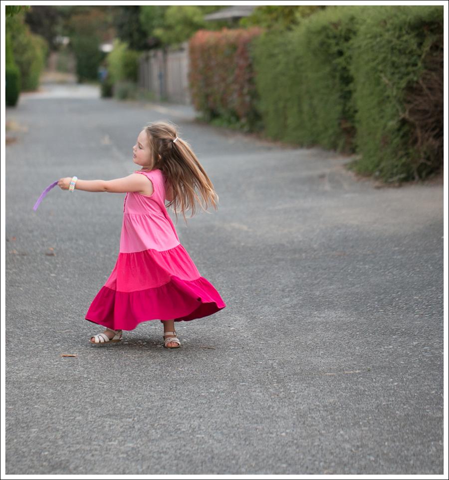 Blog Hanna Andersson Pink Twirl Dress White Saltwater Sandals-11