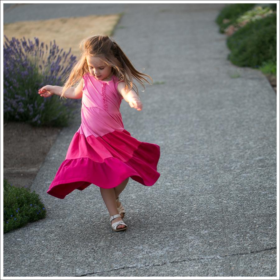 Blog Hanna Andersson Pink Twirl Dress White Saltwater Sandals-8