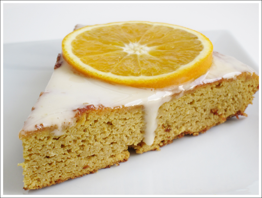 Blog orange cake with glaze-1
