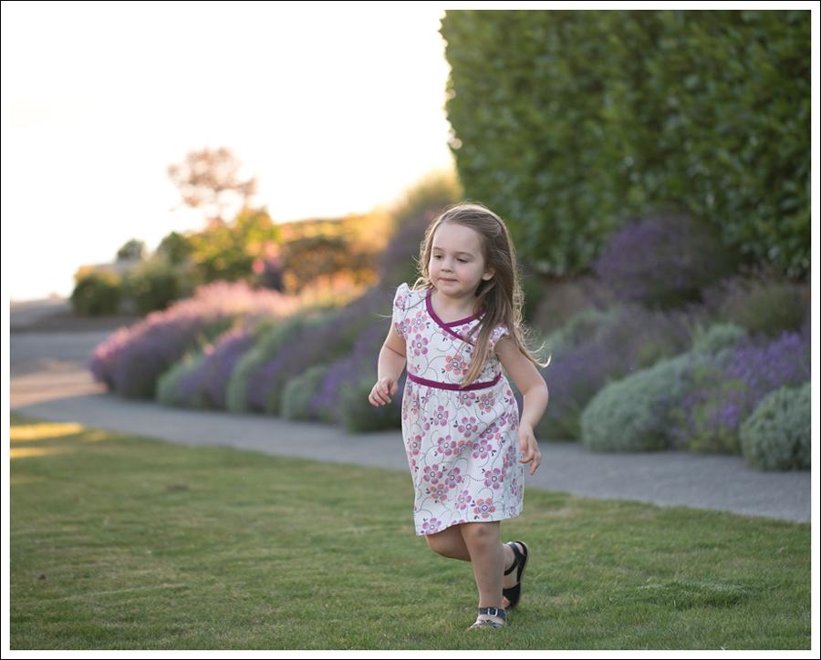 Blog Tea Collection Wrap Neck Mini Dress Navy Saltwater Sun San Sandals-8