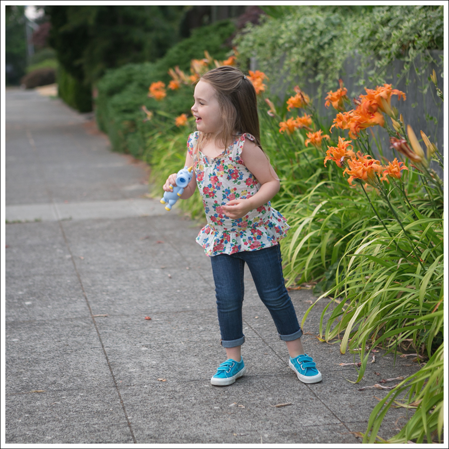Blog Tucker and Tate Floral Tunic DL1961 Harper Turquoise Toddler Superga-13