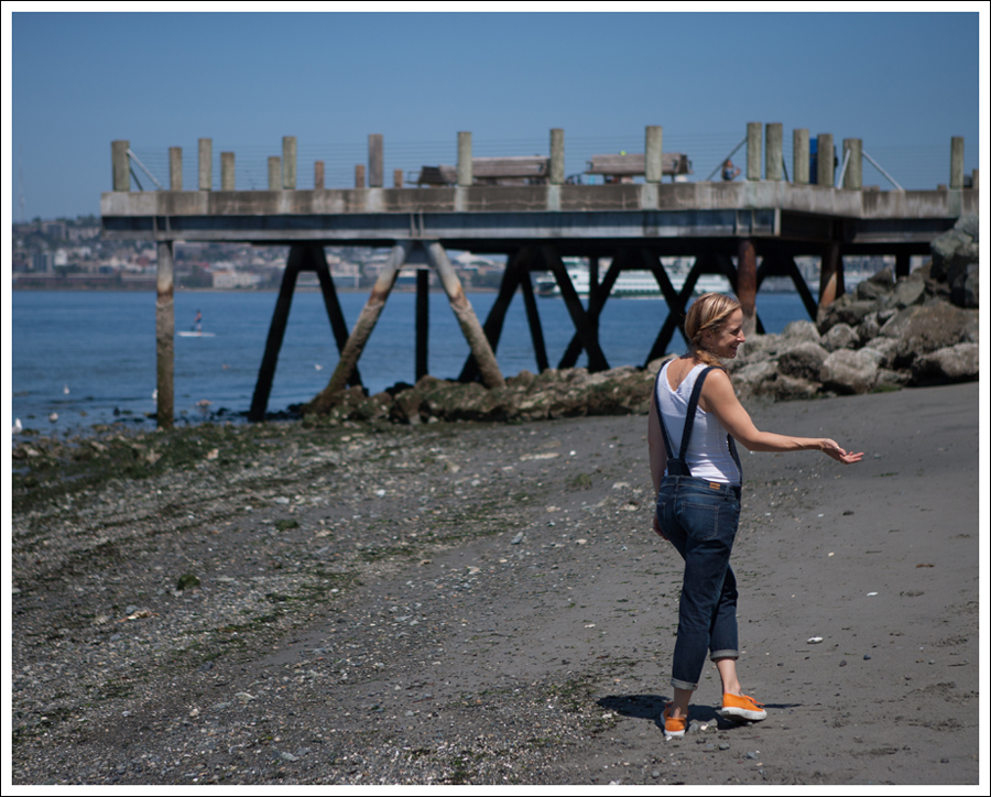 Blog Paige Denim Sierra Overalls Orange Superga-4