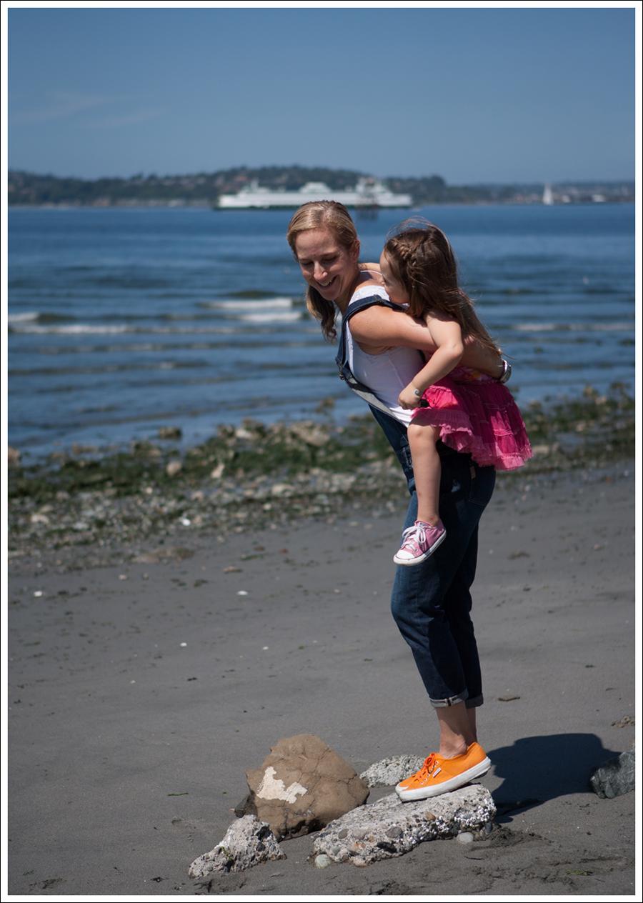 Blog Paige Denim Sierra Overalls Orange Superga-7