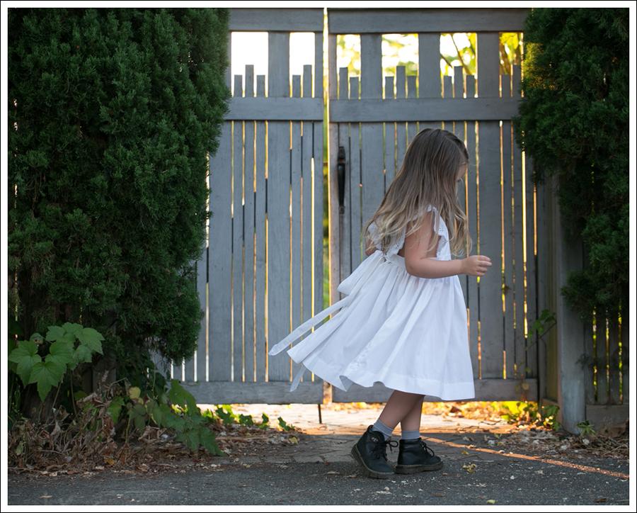 Blog Vintage White Apron Dress Dr Marten Lace Up Boots-5