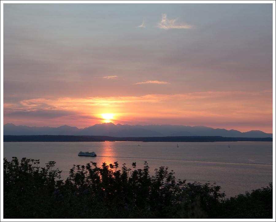 Blog West Seattle Sunset 8-11-15-1