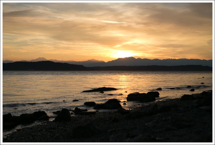 Blog West Seattle Sunset Constellation Park-1