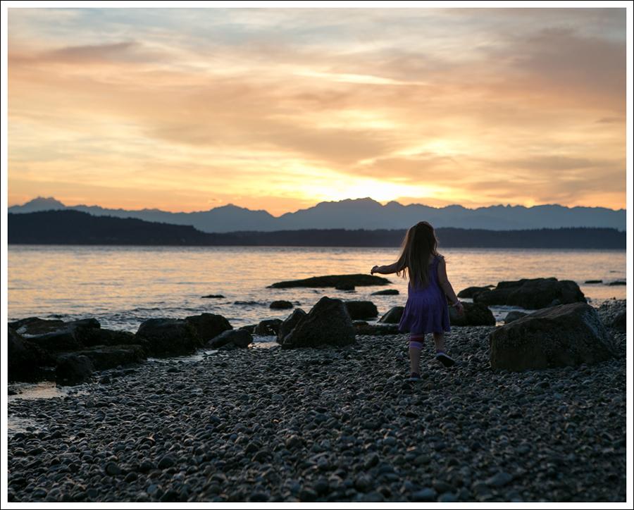 Blog West Seattle Sunset Constellation Park-2