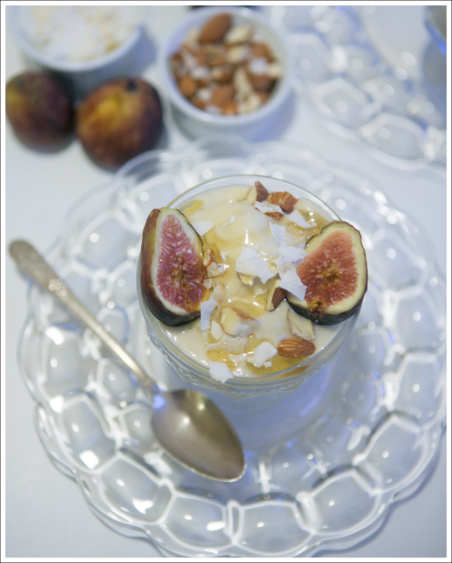 Blog Banana Ice Cream Sundays with Figs Almonds and Honey-4