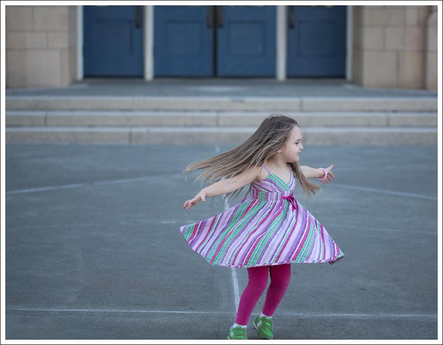 Blog Garnet Hill Striped Dress Hanna Andersson Leggings Saucony Sneakers-3