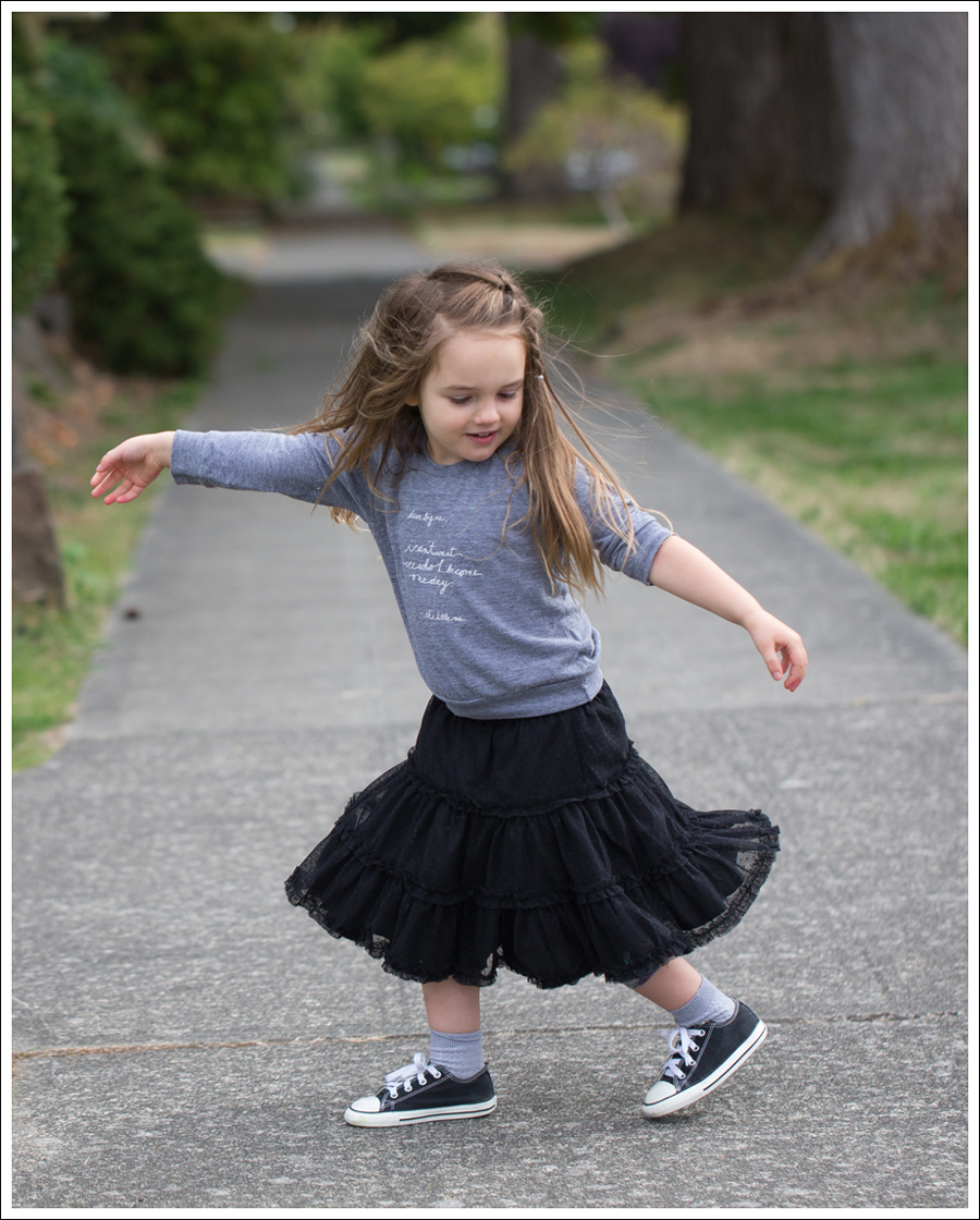 Blog Little Boogaweezin Dear Big Me Raglan Hanna Andersson Black Tutu Naartjie Leggings Black Converse-11