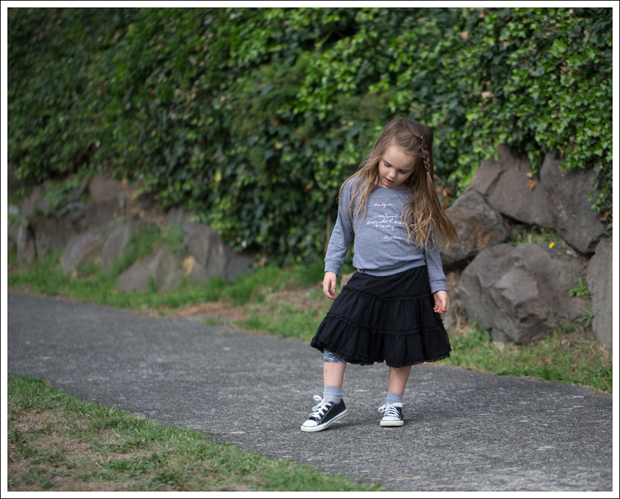 Blog Little Boogaweezin Dear Big Me Raglan Hanna Andersson Black Tutu Naartjie Leggings Black Converse-8