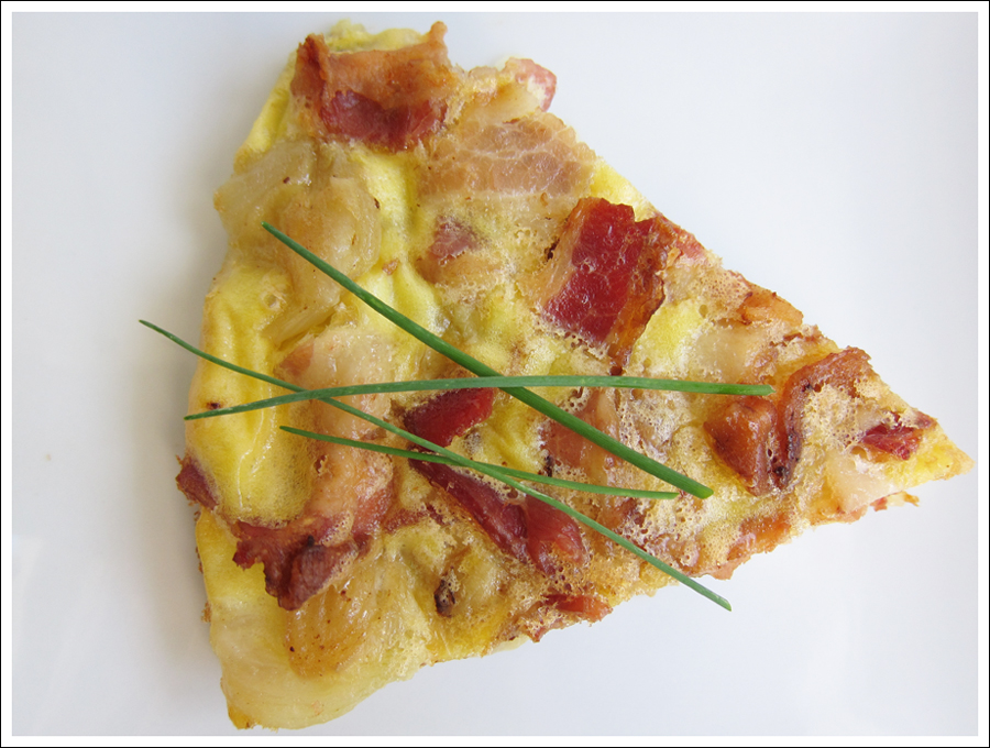 egg bacon tart paleo blog (1)