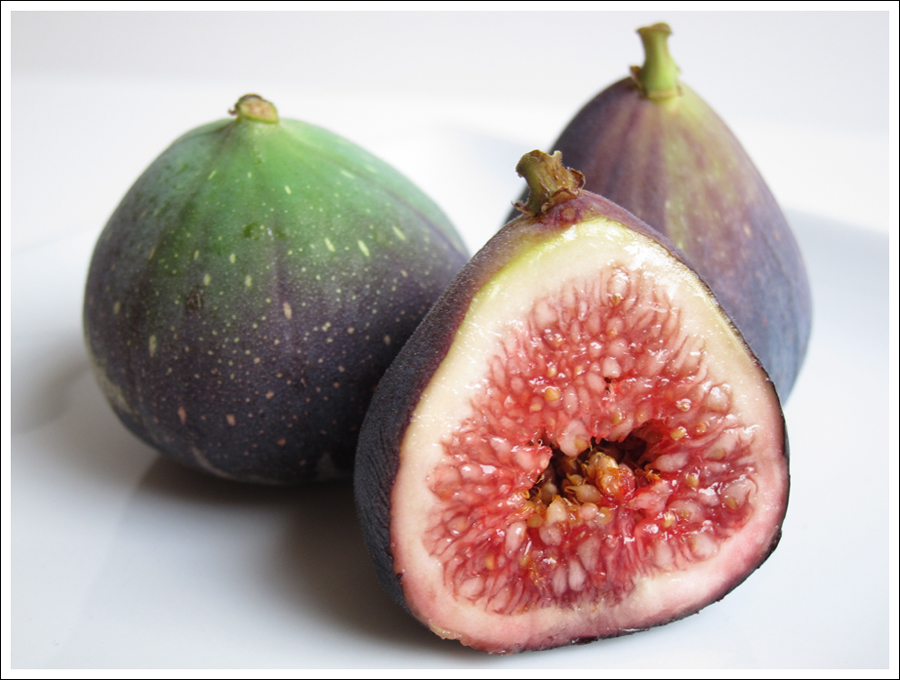 figs fruit blog