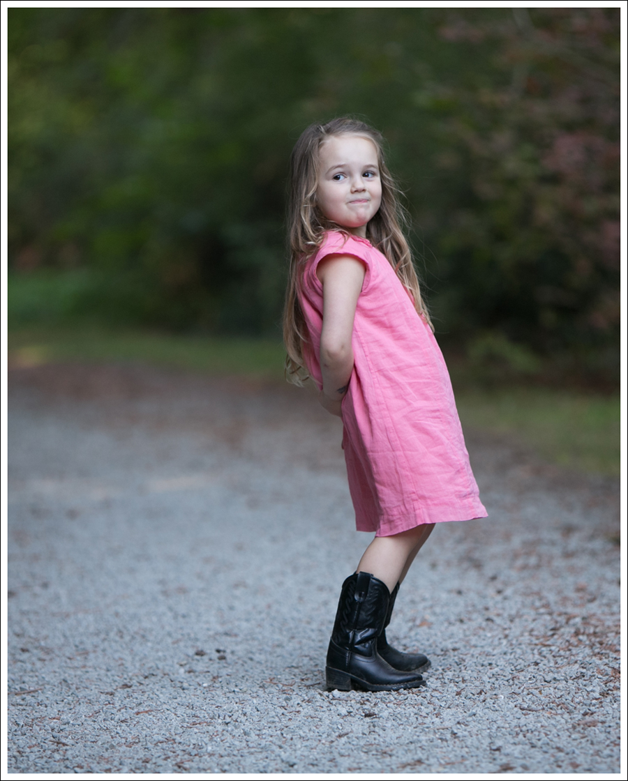 Blog Crewcuts Peach Dress Nordstrom Cassidy Cowboy Boots-11