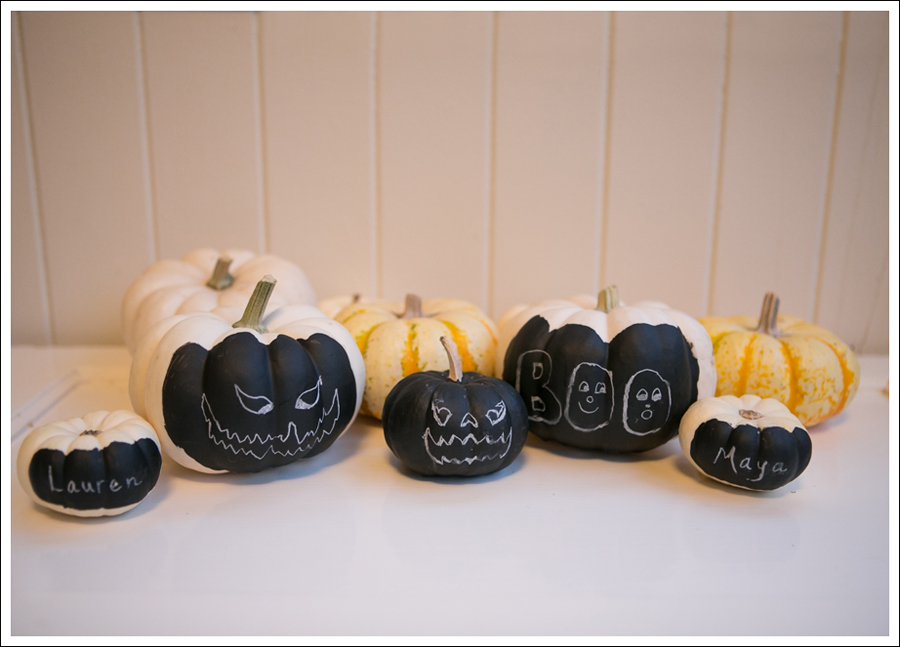 Blog DIY Chalkboard Pumpkins-7