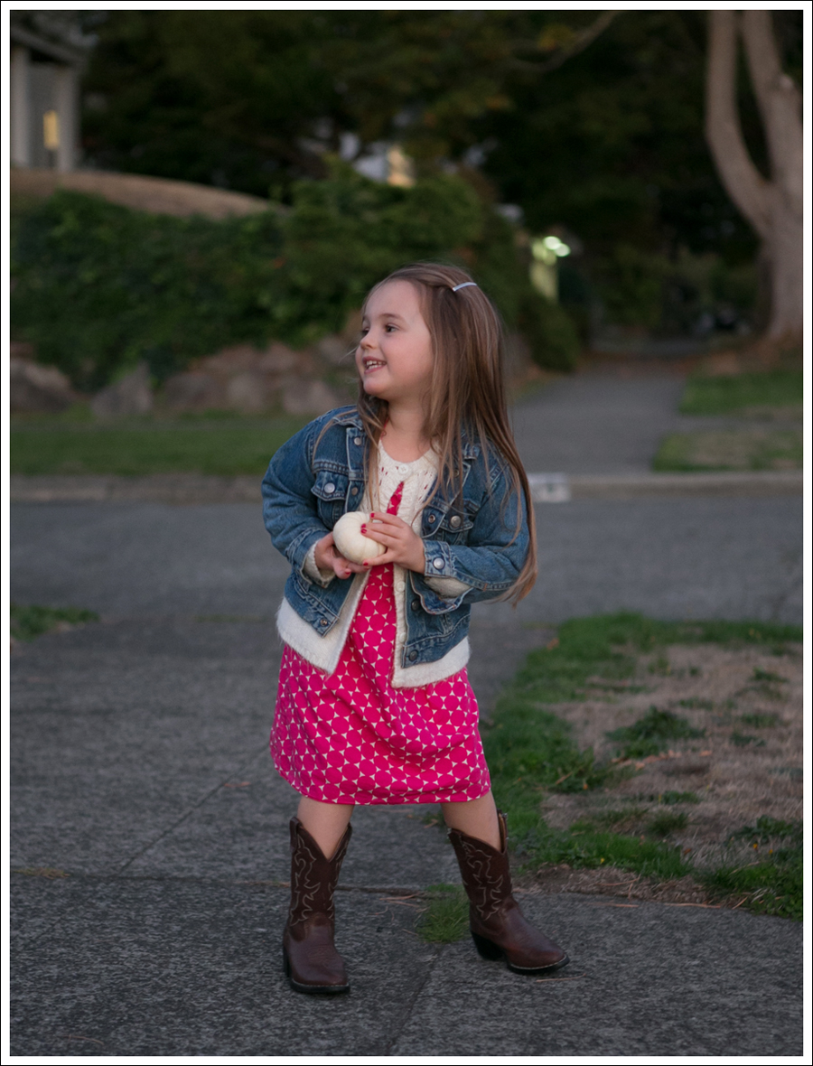 Blog Levis Jacket Old Navy Cardigan and Dress Faded Glory Cowboy Boots-2