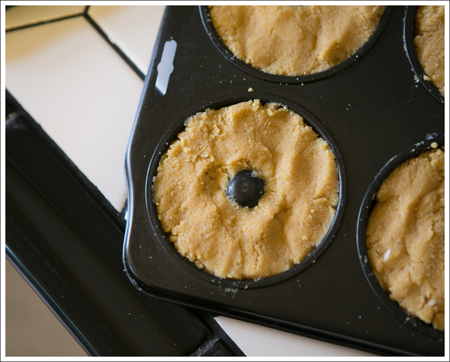 Blog Paleo Pumpkin Donuts with Maple Pumkin Glaze Caramel Sauce-7