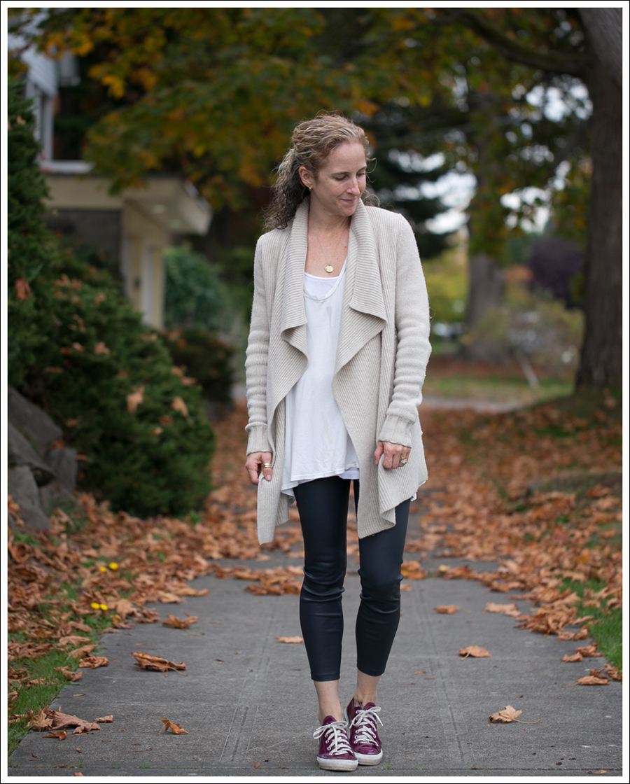 Blog Vince Wool Drape Sweater Leather Leggings Converse-4