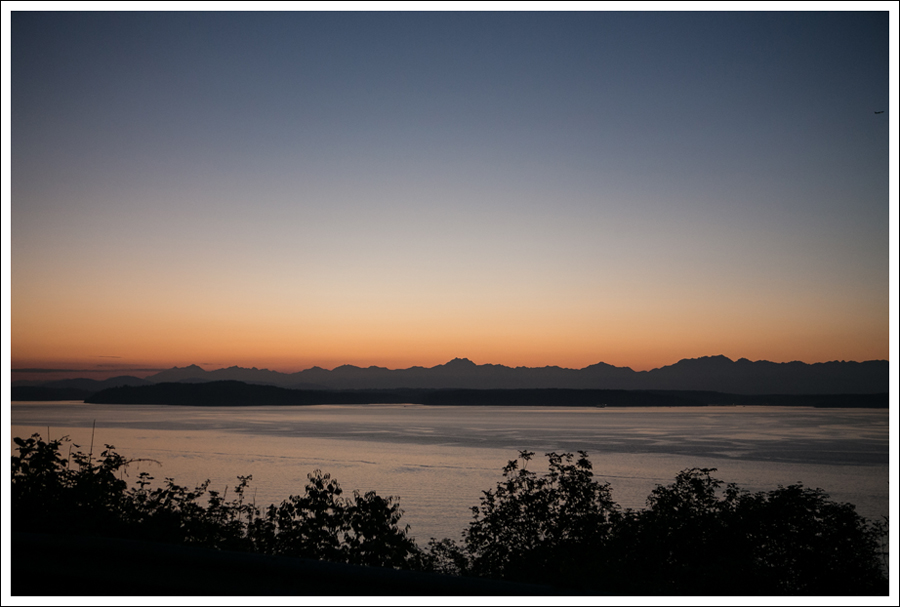 Blog West Seattle Sunset October 2015