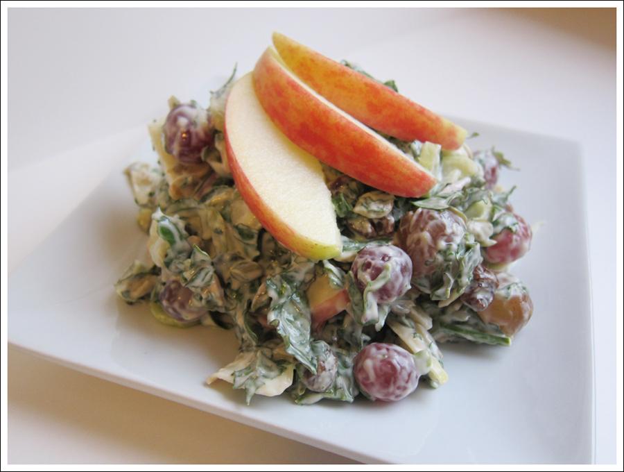 kale waldorf salad blog (2)