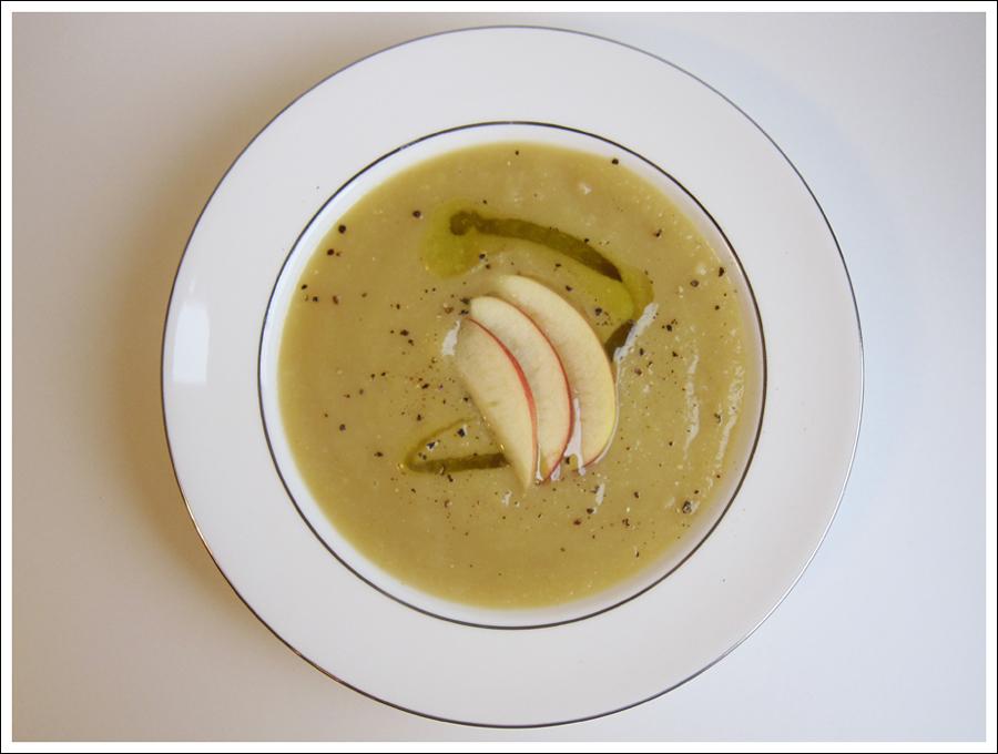 wintersquash and apple soup blog (2)