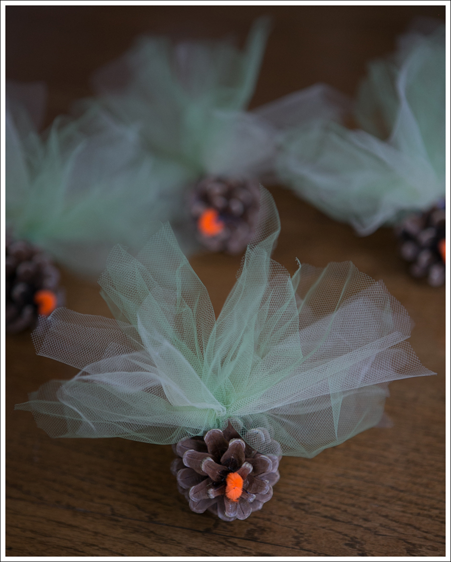 Blog DIY Pinecone Tulle Turkey-2