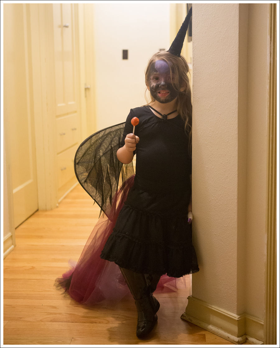 Blog DIY Unicorn Horn Halloween Costume-6