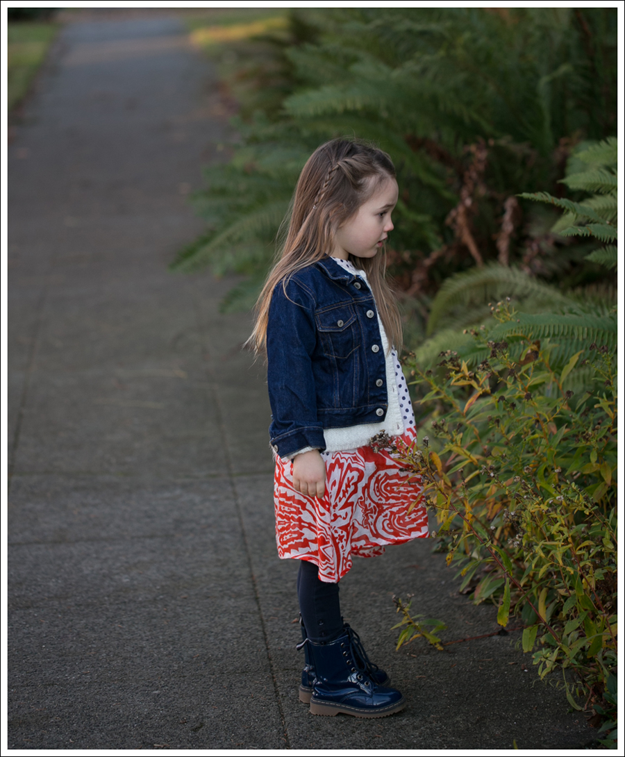 Blog GapKids Denim Jacket YoBaby Dress Link Boots-2