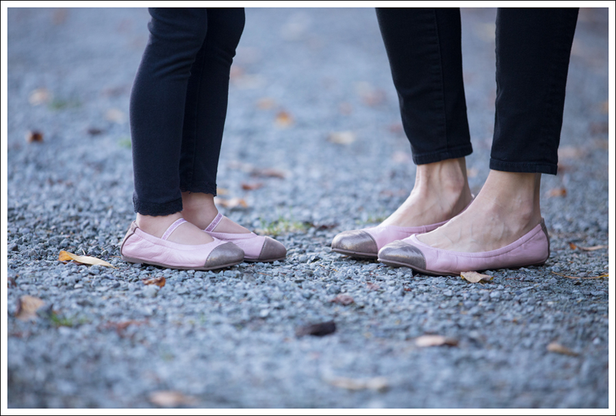 Blog Nene Shoes Emma Flats in Pink -5