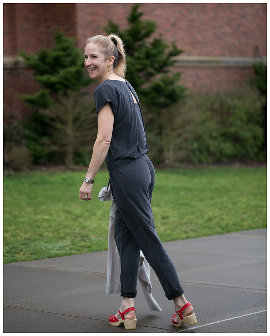 Blog Inhabit Cashmere Cardigan Splendid Sandwash Jersey Jumpsuit Sven Mary Jane Clogs-4