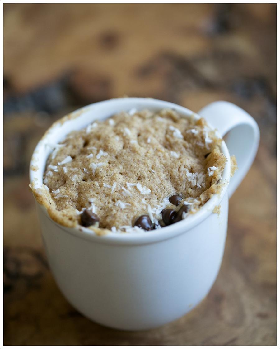 Blog Paleo Coconut Flour Almond Mug Cake-1