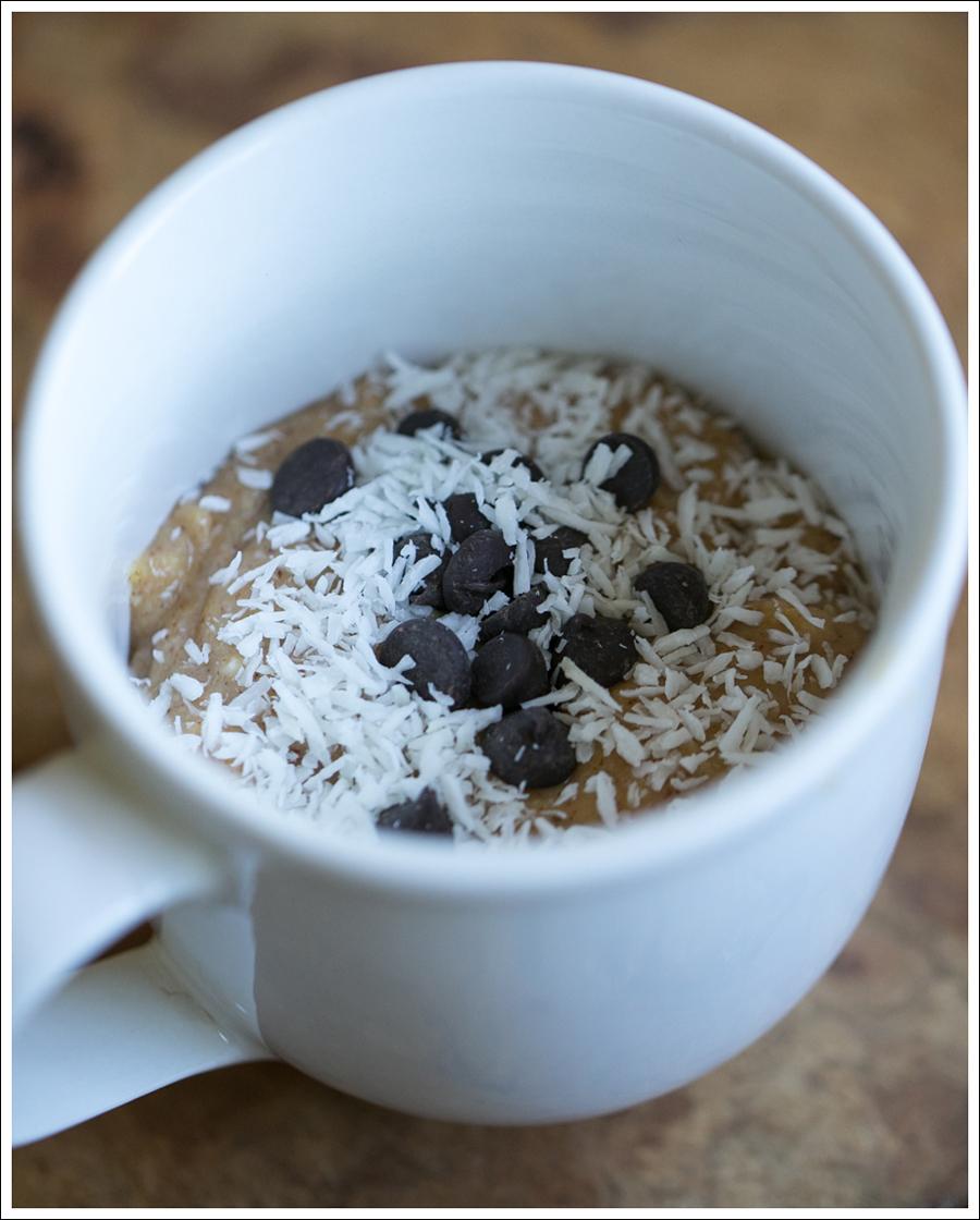 Blog Paleo Coconut Flour Almond Mug Cake-3