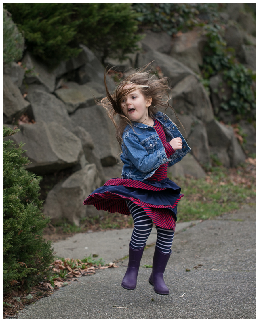 Blog Toddler Levis Jacket Hanna Andersson Tiered Dress Kamik Rain Boots-3