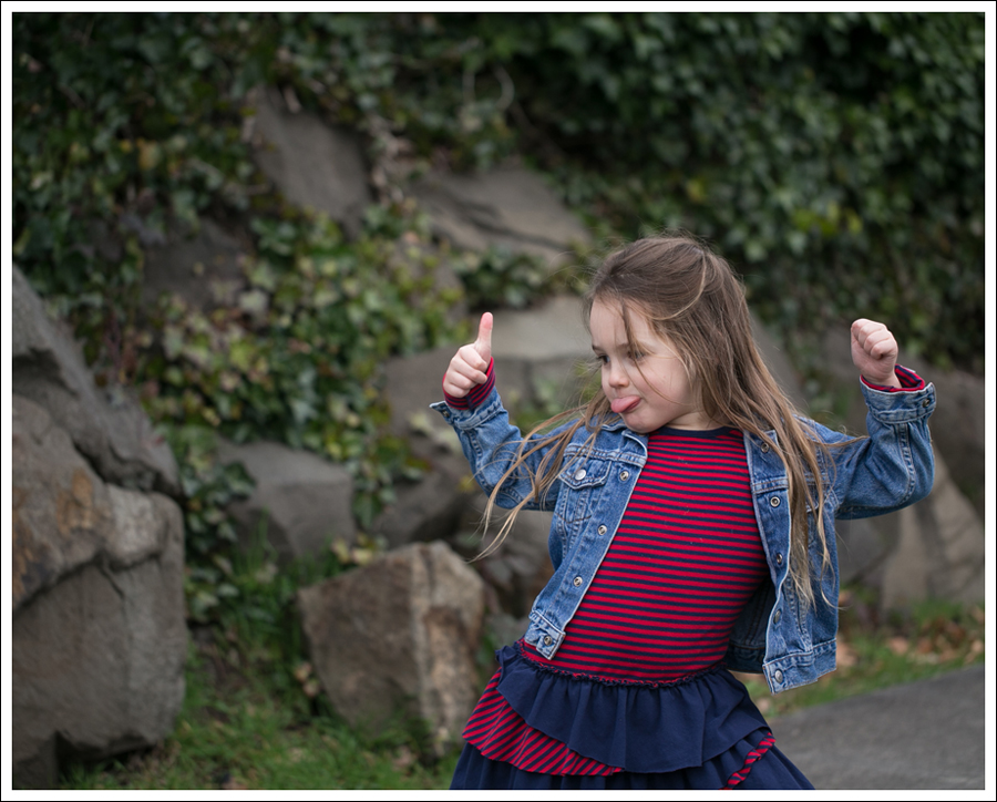 Blog Toddler Levis Jacket Hanna Andersson Tiered Dress Kamik Rain Boots-9