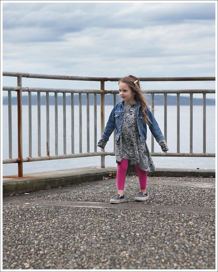 Blog Toddler Levis Jacket SweetLukaMo Paint Splatter Checkered Vans-2