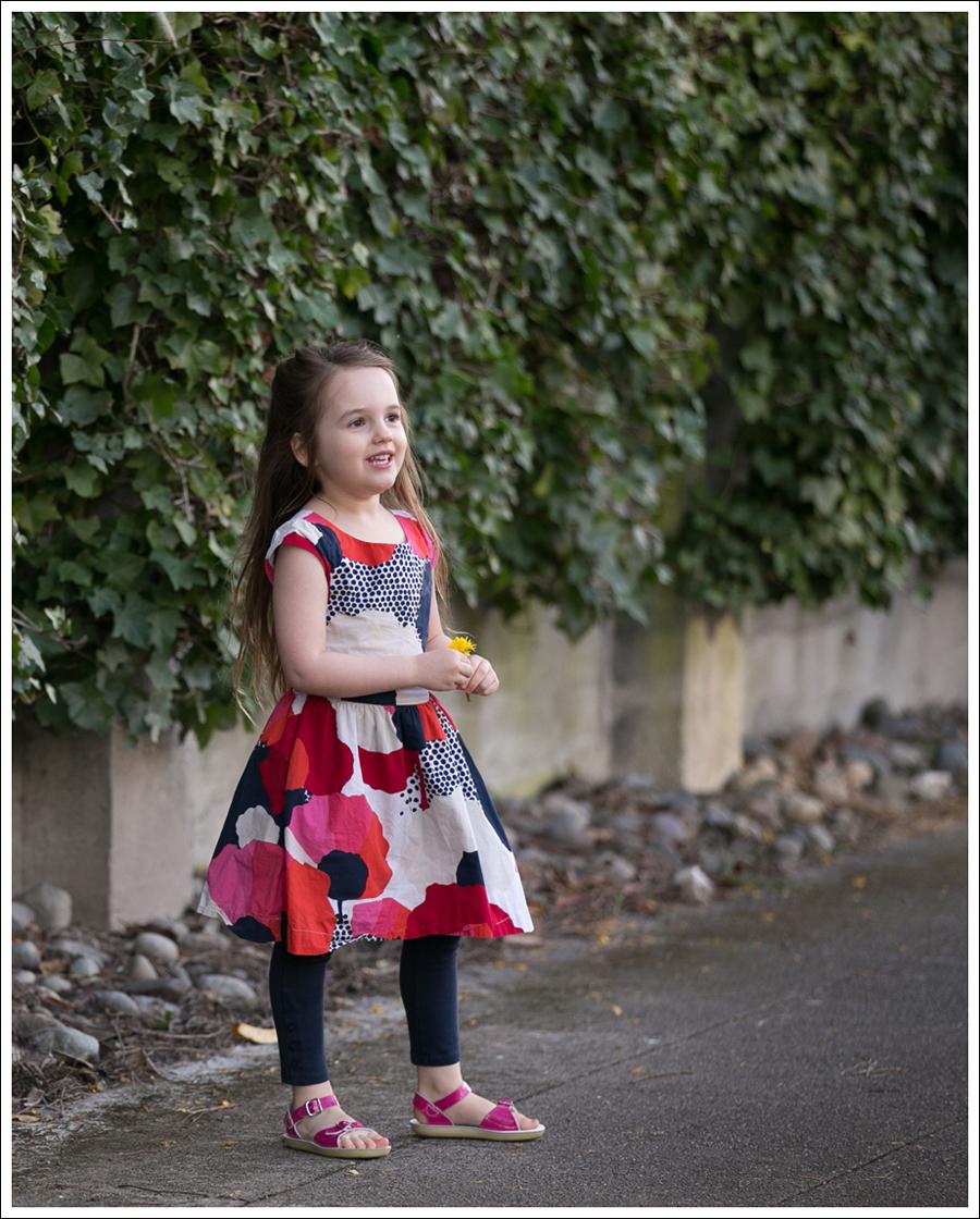 Blog GapKids Floral Cannes Dress Saltwater Sandals-5